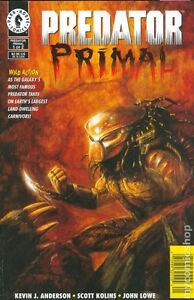 Predator Primal (1997) comic books