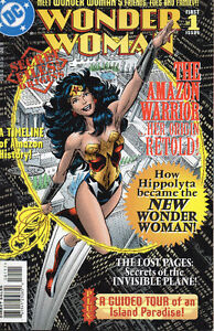 Wonder Woman Annuals and Specialty Comics