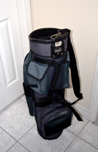 CADIE GEAR Golfing Cart or Carry style Golf Bag with cover