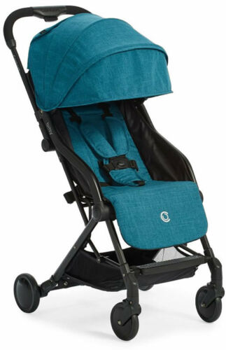 Contours Bitsy Compact Fold Stroller - Bermuda Teal - Free Shipping!!