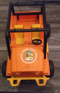 1977 Fisher price jeep
