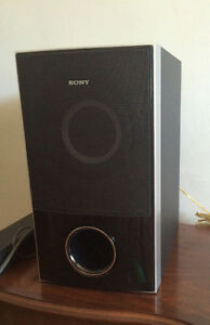 SONY DVD HOME THEATRE SYSTEM Peterborough Peterborough Area image 2
