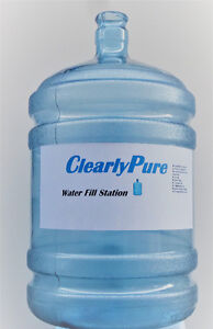 Free 15 Gallon Clearly Pure Water fill for your Employees London Ontario image 1