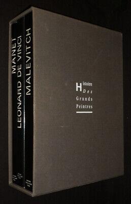 Histoire Las Grandes Pintores: Malevich - Malet- Leonardo Da Vinci