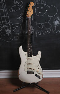 60's Road Worn Stratocaster