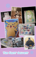 Creative theme cakes for special occasions!
