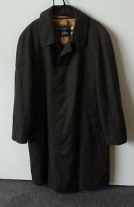 Vintage Men's Burberry Trench Coat