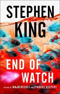 End of Watch - Novel - Stephen King (NEW) $10.00
