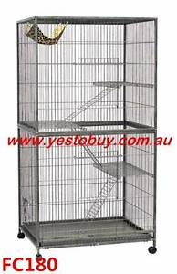 Cat Ferret Hamster Bird Cage Aviary Cockatoo Budgie Parrot House Mordialloc Kingston Area Preview