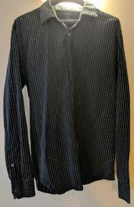 Club Monaco shirt size large