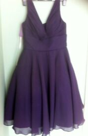 PROM / BRIDESMAID DRESS size 12/14