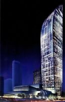 """Yonge/Front """"L Tower"""" Brand New total lake view 1+Den on 51/F"""