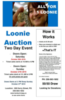 Loonie auction