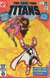 Looking for Silver Age - Modern Age comics - TEEN TITANS