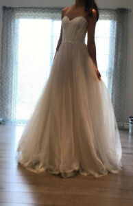 Watters 2018 Wedding Dress - size 00