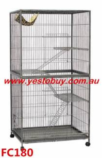 Cat Ferret Hamster Bird Cage Aviary Cockatoo Budgie Parrot House