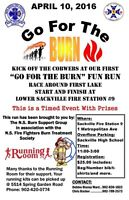 Go For The Burn - Fun Run
