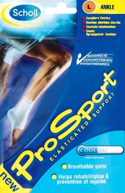 Scholl Prosport Ankle Support Large