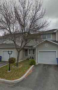 Erindale 3 bedroom Townhouse Condo for Rent