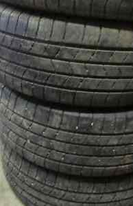 Good Used Tires 215/60/16 60-70% tread—FOUR TIRES