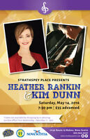 Heather Rankin & Kim Dunn: Double Album Release: MABOU