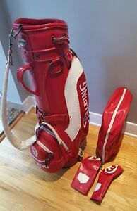 Spalding Vintage Golf Bag - sac de golf collection