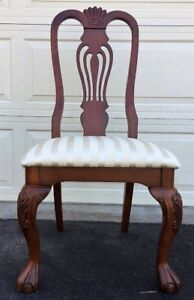 Queen Ann Chair - Lovely chair for Christmas Dinner Guests