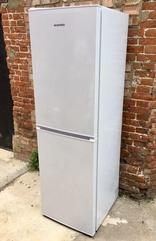 Daewoo DFF470SW 50/50 Fridge Freezer Like New! | in Swaffham ...
