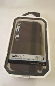Incipio Watson Premium Folio Wallet Case for SAMSUNG GALAXY S4