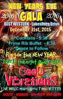"""NEW YEARS DINNER & DANCE"""