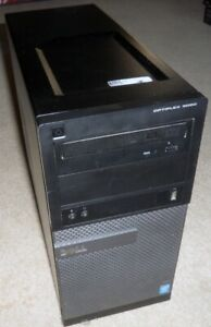 Dell Optiplex 3020 i3-4130 CPU, 8GB DDR3 ram, 240GB Kingston SSD