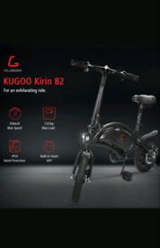 Kugoo smart electric bike b2
