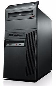 Lenovo Thinkcentre - Intel Core i7 3.4GHz/4GB/320GB/Win7Pro