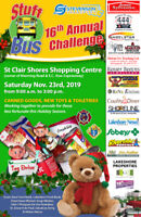 The 16th Annual Stuff the Bus Challenge