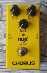 Nux CH-3 Chorus pedal