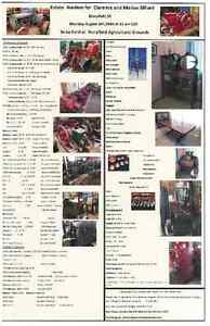 Stationary Engine, Collector Tractors and Antiques