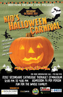 Kid's Halloween Carnival - Hosted by Northern Ontario Expo