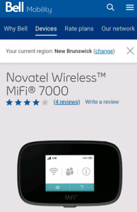 MIFI WIRELESS INTERNET