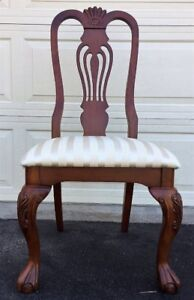 Queen Anne Style Side Chair - Excellent Condition