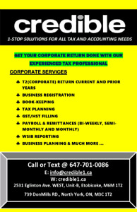 CORPORATE TAX - $99.99/RETURN FAST AND SECURE E-FILE