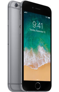 Black iPhone 6s 128 Gb - Mint condition.