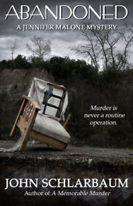 """Pre-order the acclaimed """"ABANDONED - A Jennifer Malone Mystery"""""""