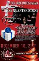 Local Music Matters Niagara Toy Drive