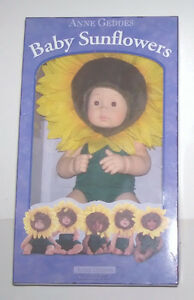 Anne Geddes 15 Inch Baby Sunflowers Doll London Ontario image 1