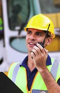 BUSINESS TWO WAY RADIOS - NO AIR TIME - SHIPPING NEXT DAY!!!