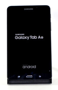 "Samsung Galaxy Tab A 7"" SM-T280 8GB WiFi Android Tablet"