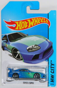 Hot Wheels 1/64 Toyota Supra Diecast Car