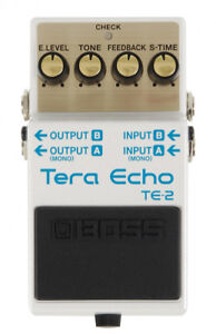 BOSS Tera Echo Pedal For Sale - Perfect Condition - 150$