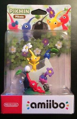 Nintendo Amiibo  New Pikmin Amiibo Figure  Us Version