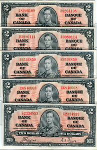 Wanted: Canadian Paper Money & Coin Sets